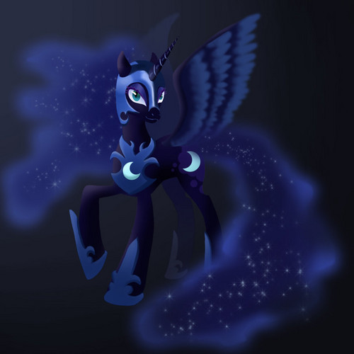 Nightmare Moon once more