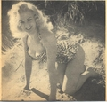 Norma Ann Sykes (Sabrina) - retro-and-vintage-pinup-models photo