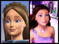 Notice any Diffrence? - barbie-movies fan art