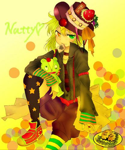 Nutty <3