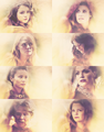 OUAT Girls  - once-upon-a-time fan art