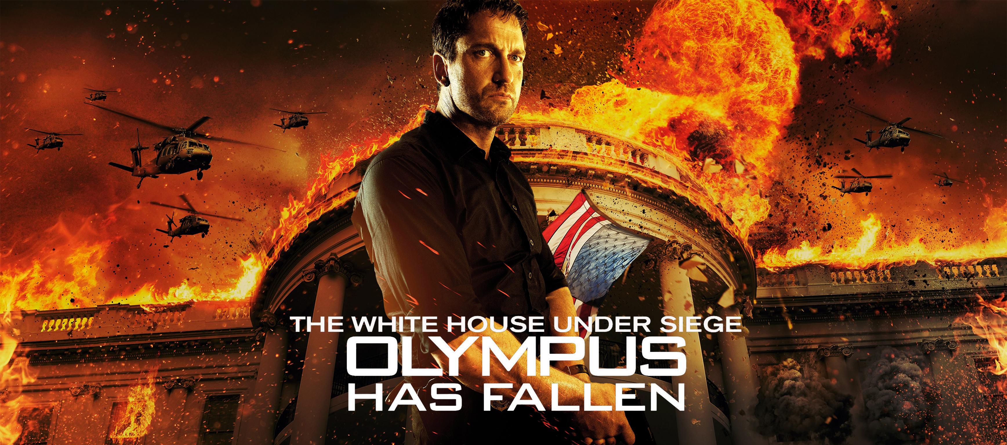 Olympus Has Fallen Olympus Has Fallen Fan Art 34515098 Fanpop