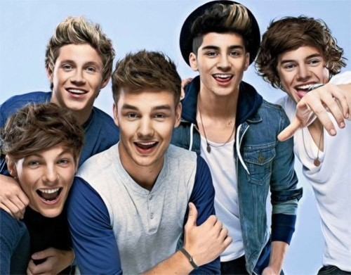 one direction wallpaper probably with a portrait entitled OnE DiReCti♥N