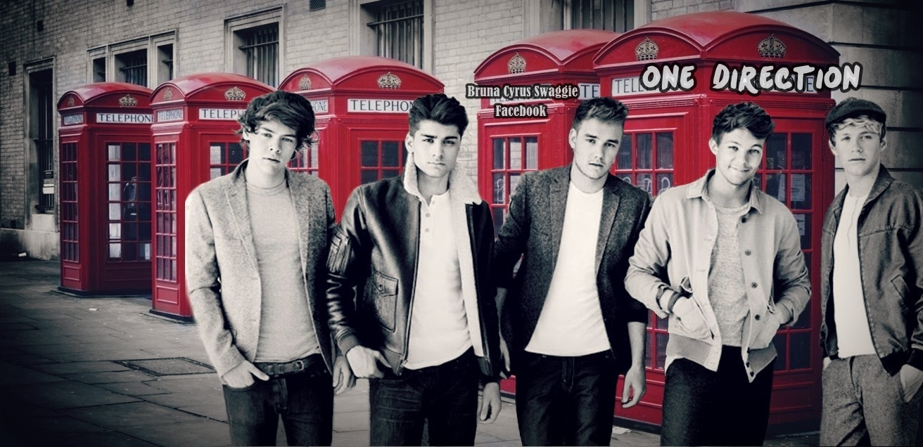 One Direction Londres - Cover's facebook