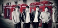 One Direction Luân Đôn - Cover's Facebook