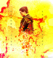 Orange Like the Sun - josh-hutcherson fan art