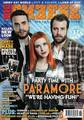 Paramore on the cover of Cheese Magazine - paramore photo