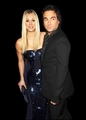 Penny and Leonard-Johnny and Kaley - leonard-penny photo