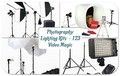 Photography Lighting Kits - photography photo