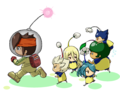 Pikmin - inazuma-eleven photo