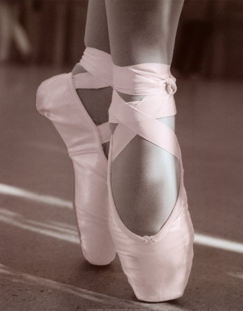 Pink Ballet Shoes - Colors Photo (34563078) - Fanpop
