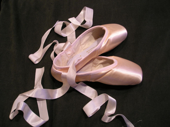 pink ballet shoes colors photo 34563092 fanpop