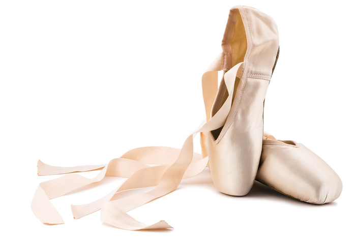 Pink Ballet Shoes - Pink (Color) Photo (34590492) - Fanpop