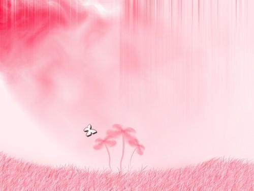 merah jambu kertas dinding