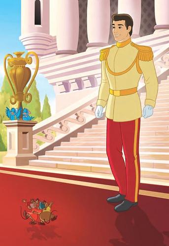 cinderella and prince charming wallpaper called Prince Charming