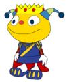Prince Henry Hugglemonster