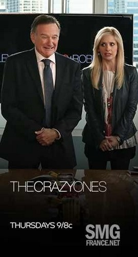 "Promo Image for ""The Crazy Ones"""