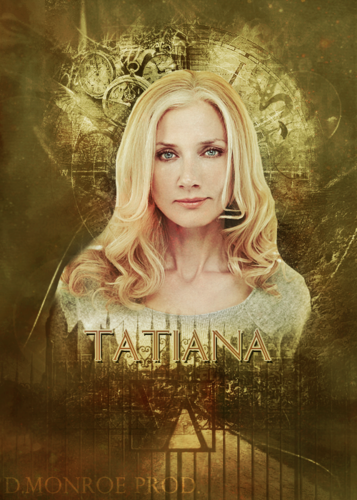 Queen Tatiana