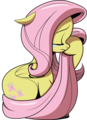 R-34 pics make Fluttershy sad!