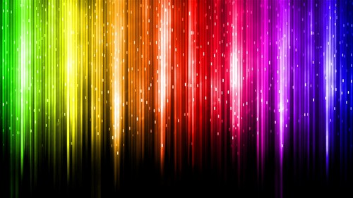 Colors Wallpaper Titled Rainbow Colour