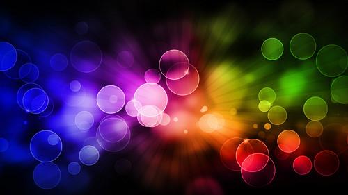 regenbogen Colour Hintergrund
