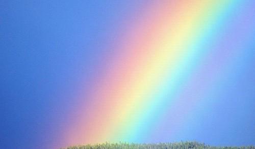arc en ciel Colourful