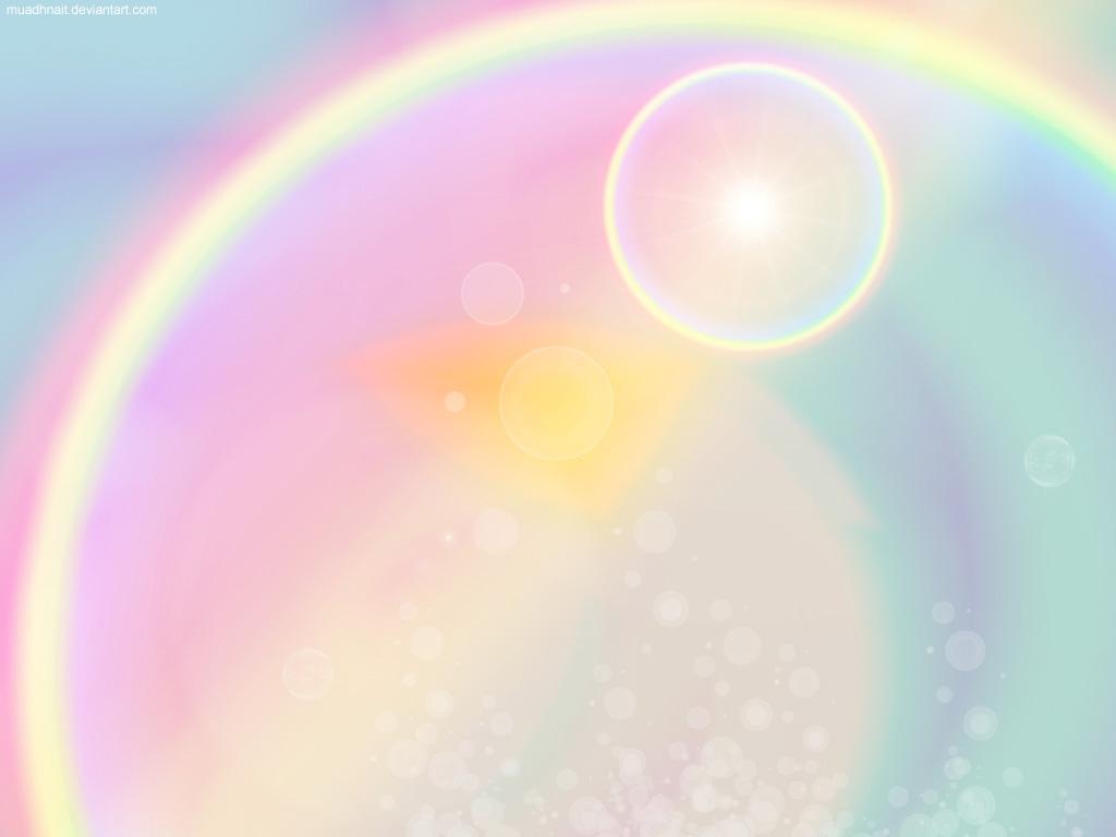 Rainbow Colour Wallpaper