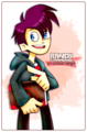 Randy Cunningham - randy-cunningham-9th-grade-ninja fan art