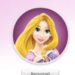 Rapunzel - disney-princess icon