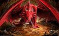 Red Dragon - dragons photo