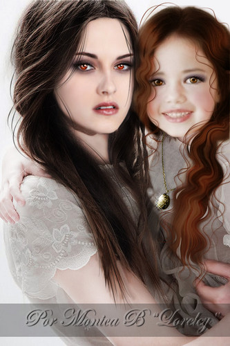 Renesmee shabiki Art