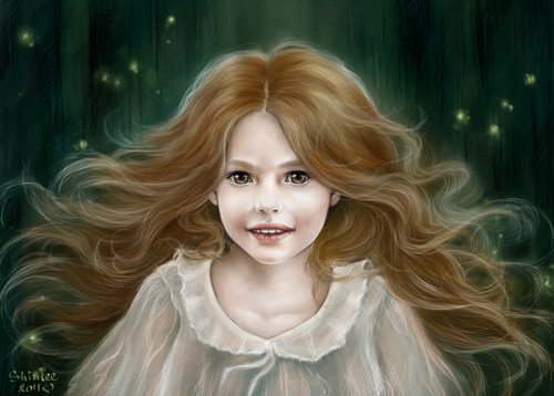 Renesmee fã Art