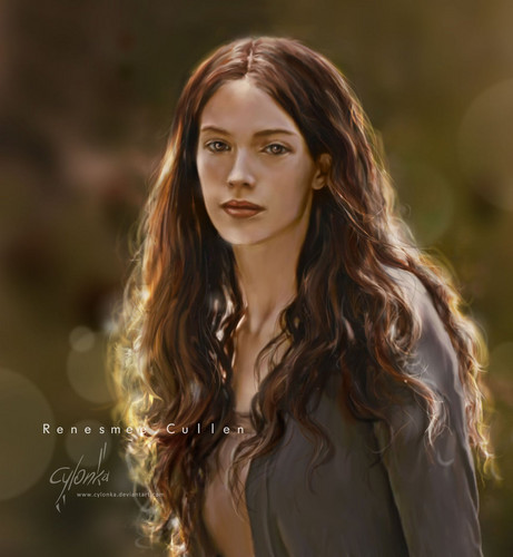 Renesmee fã Art