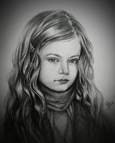 Renesmee Фан Art