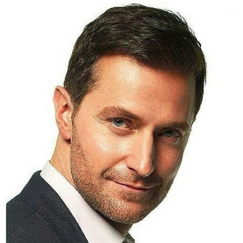 Richard Armitage achtergrond containing a business suit and a suit titled Richard Armitage