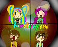 Rirotrinyem .:Coloured:. - total-drama-island-fancharacters fan art