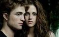 Robert Pattinson & Kristen Stewart - robert-pattinson-and-kristen-stewart wallpaper
