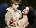 Robert Pattinson & Kristen Stewart - robert-pattinson-and-kristen-stewart wallpaper