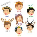 Running Man Casts - running-man fan art