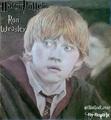 Rupert Grint-Ron Weasley-Harry Potter