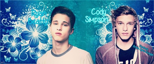Ryan Beatty and Cody Simpson - Cover's Facebook
