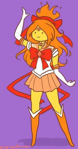 Sailor Flame Princess
