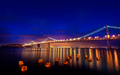 San Francisco at Night - san-francisco wallpaper