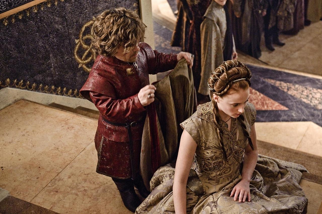 Sansa Stark & Tyrion Lannister - Sansa Stark Photo ...