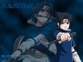 naruto - Sasuke wallpaper