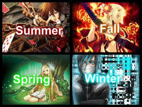 Seasons: The Demigod Team