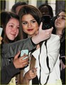 Selena at outside of BBC radio 1,London in may 22,2013 - selena-gomez photo