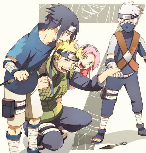 Sensei Naruto