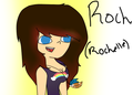 Shared OC: Rochelle 'Rochie' - total-drama-island-fancharacters photo