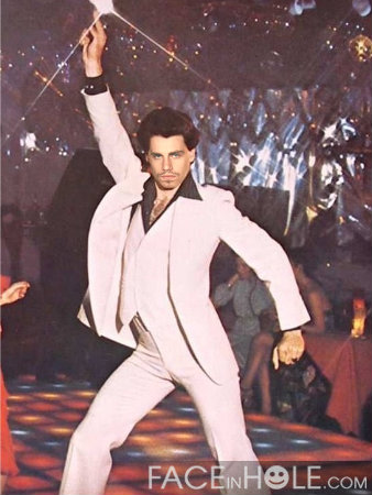 Shawn in Saturday Night Fever